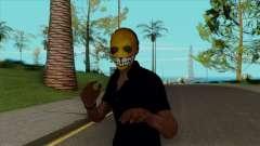 Smiley Mask для GTA San Andreas