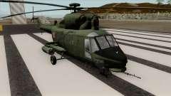PZL W-3PL для GTA San Andreas