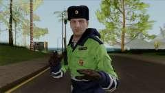 Сотрудник ДПС v.2 для GTA San Andreas
