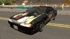 Elegy HD Винилы для GTA San Andreas
