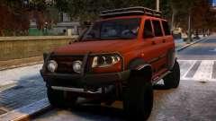 УАЗ 3163 Патриот ТРОФИ для GTA 4
