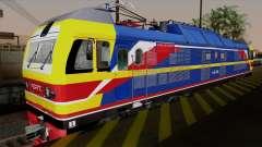 Hitachi 4516 Electric Locomotive (Thailand) для GTA San Andreas
