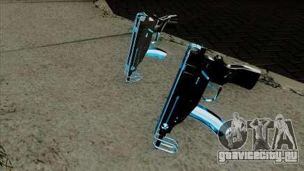 Tec9 Fulmicotone для GTA San Andreas