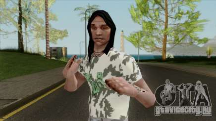 Индеец для GTA San Andreas