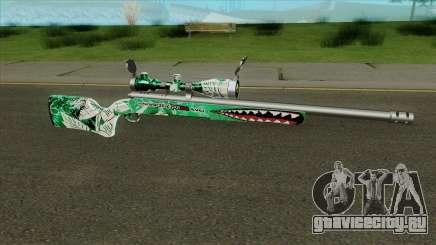 Sniper Rifle для GTA San Andreas