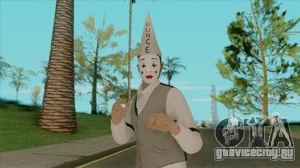 Mime Face для GTA San Andreas