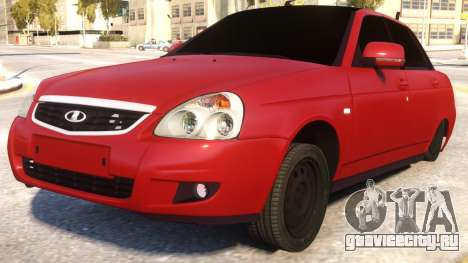 Lada Priora 2170 Low для GTA 4