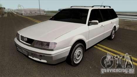 Volkswagen Passat B4 Variant 2.8 Turbo для GTA San Andreas