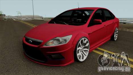Ford Focus Sedan Style для GTA San Andreas