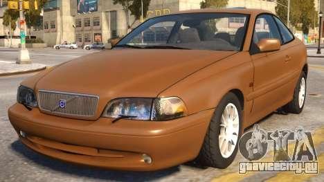 Volvo C70 1999 для GTA 4
