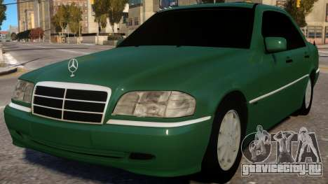 Mercedes-Benz C180 W202 для GTA 4
