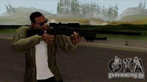 Modern Warfare Remastered M40A3 для GTA San Andreas третий скриншот