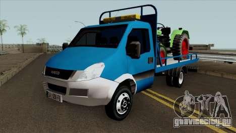 Iveco Daily Mk4 Abschleppwagen для GTA San Andreas