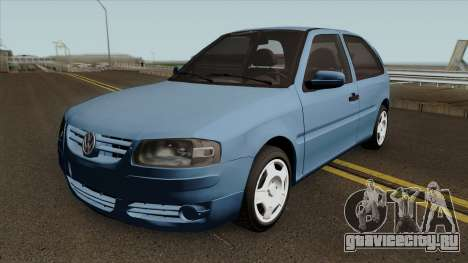 Volkswagen Gol Power для GTA San Andreas