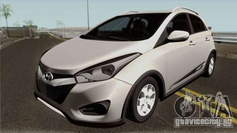 Hyundai HB20X для GTA San Andreas