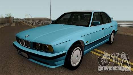 BMW 5 Series E32 (525i) для GTA San Andreas