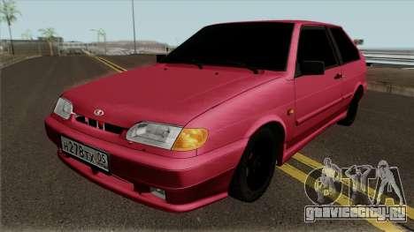 ВАЗ 2113 Тонированный для GTA San Andreas