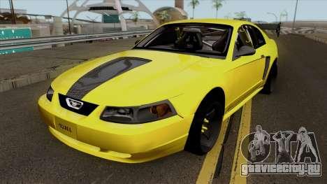 Ford Mustang 2003 Turbo для GTA San Andreas