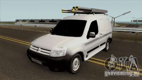 Citroen Berlingo MK2 White для GTA San Andreas