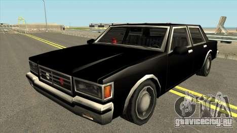 New FBI Car для GTA San Andreas