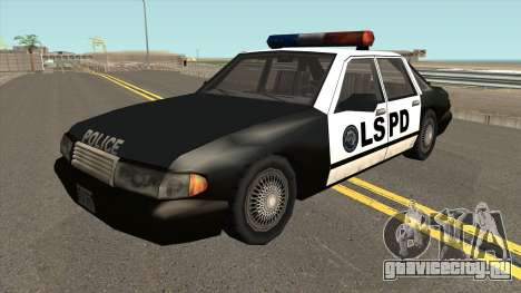Echo Police SA Style для GTA San Andreas