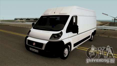 Fiat Ducato Transport для GTA San Andreas