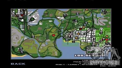 Missing Icons для GTA San Andreas