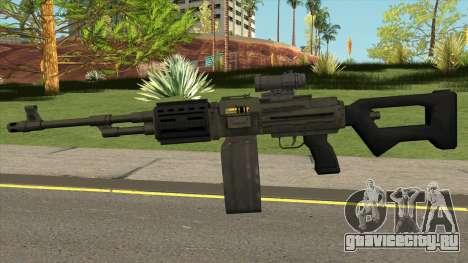 MG из GTA V для GTA San Andreas
