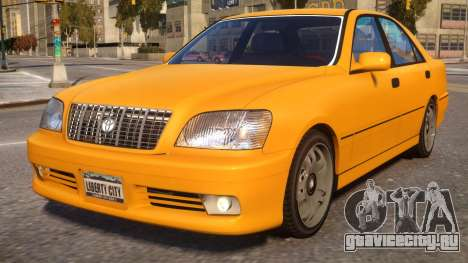 Toyota Crown S170 1999 для GTA 4