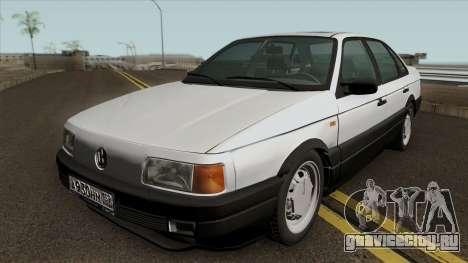 Volkswagen Passat B3 2.0 Classic для GTA San Andreas