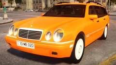Mercedes-Benz W210 v2.0 для GTA 4