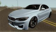 BMW M4 RUS Plates для GTA San Andreas