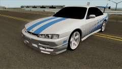 Nissan Silvia S14 Vinyl для GTA San Andreas