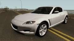 Mazda RX-8 2004 для GTA San Andreas