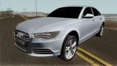 Audi A6 (C7) Sedan для GTA San Andreas