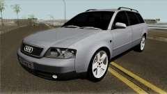 Audi A6 C5 Avant 3.0 V8 для GTA San Andreas