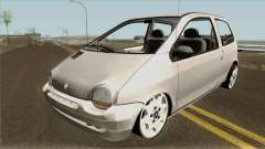 Renault Twingo Hatchback для GTA San Andreas