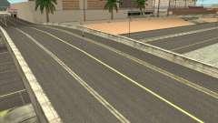 Новые Дороги в Las Venturas для GTA San Andreas