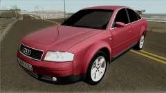 Audi A6 3.0i 1999 Sedan для GTA San Andreas