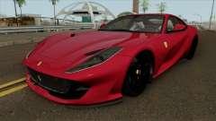 Ferrari 812 Superfast 2017 для GTA San Andreas