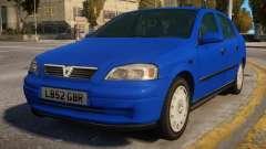 Vauxhall Astra Mk4 1998 для GTA 4