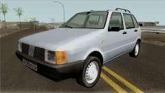 Fiat Uno S 1985 Compact для GTA San Andreas