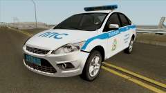 Ford Focus 2009 Police