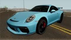 Porsche 911 GT3 4.0 2018 для GTA San Andreas