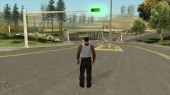 Показатель FPS Мини для GTA San Andreas