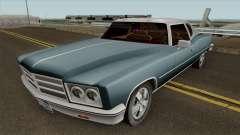 Yardie Lobo HD для GTA San Andreas