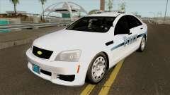 Chevrolet Caprice Generic 2013 для GTA San Andreas