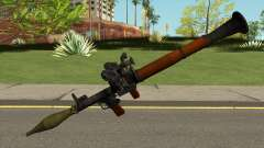 Rocket Launcher для GTA San Andreas