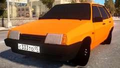 ВАЗ 2109 Oper Style для GTA 4