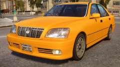 Toyota Crown S170 1999 для GTA 4